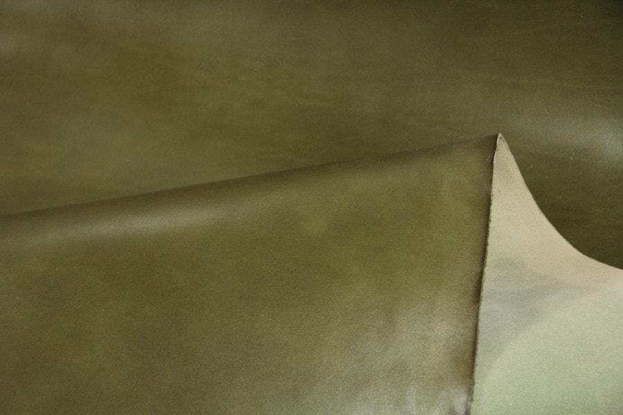 牛ヌメミラノ緑